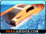 3D Powerboat Race