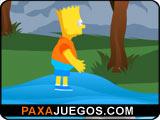 Bart Simpson Jump