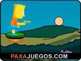 Bart Simpson Rescue Lisa