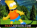 Bart Simpsons Skateboard