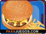 Fast Food Burger