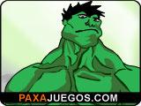 Hulk Transformation Dressup