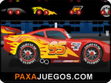 Lightning McQueen Dressup