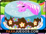Pony Cake Decoration