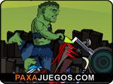 Super Hulk Biker