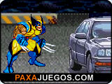 Wolverine Car Smash