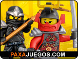 Lego Ninjago Differences